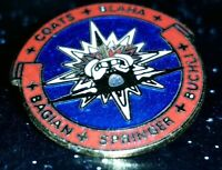 STS 29 Space Shuttle Vintage NASA Collectible Space Lapel Hat Pin