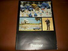 """Preiser 10525 h0 personnages /""""Monuments/"""" #neu dans neuf dans sa boîte #"""