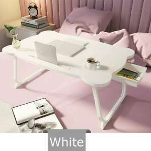Multi-functional Laptop Stand Holder Study Table DeskWooden Foldable Table Stand