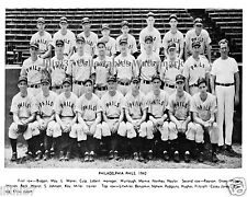 1942 PHILADELPHIA PHILLIES BASEBALL TEAM 8X10 PHOTO