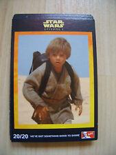 Star Wars episodio 1, completo kfc-conjunto de 1999, toprar!!!