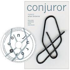 Conjuror - CD & Book - Allan Browne Sextet (Jazzhead)