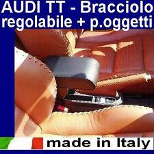 BRACCIOLO AUDI TT (1998-2006) -appoggiabraccio, armrest armlehne per - tappeti