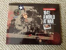 World War II Remembered Collector Stamp Hardcover Book for USPS Mint stamps
