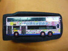 1/76 City Bus Route 170 Dennis Dragon w/China Paint Tin Can Case