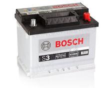 Autobatterie BOSCH  12V 56Ah 480 A/EN S3 005 56 Ah TOP ANGEBOT SOFORT & NEU