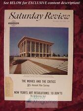 Saturday Review December 26 1964 FILM SURVEY OTTO PREMINGER JOHN FRANKENHEIMER