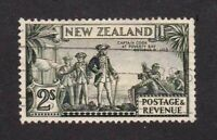 New Zealand stamp #197, 2 shilling, used, 1935, SCV $50