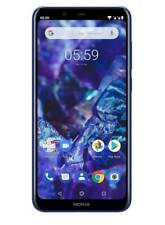 "Nokia 5.1 Plus TA-1105 2GB 32GB DUAL SIM Handy schwarz 13MP 6"" IPS Display"