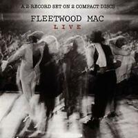 Fleetwood Mac - Live (NEW 2 x CD)