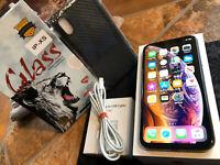 Apple iPhone XS (256gb) Verizon Globally Unlocked (A1920) Gold {92%} Screen MiNT