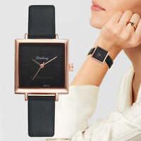 7| Montre femme-luxe-chic-Cristal-Acier-Analogique-bracelet-montre poignet-Watch
