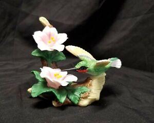 2003 Avon Collectible Porcelain Hummingbird Figurine