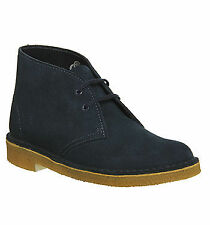 Clarks Suede Upper Material Ankle Boots for Women