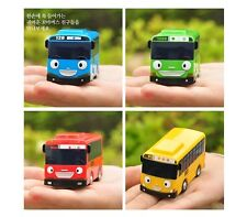 The Little Bus TAYO Mini Special Set 4 pcs Cars Toy Tayo Rogi Gani Rani