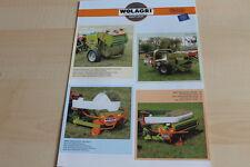 140750) Wolagri Rundballenpresse Prospekt 200?
