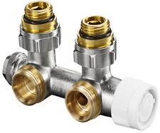 Oventrop Multiblock T Badheizkörper Mittelanschluss Thermostatventil Armatur