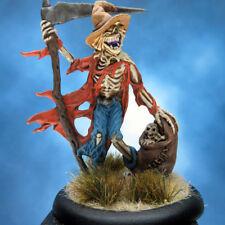Painted Reaper BONES Miniature Gauntfield the Scarecrow