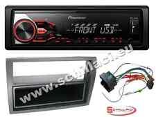 Autoradio Pione + Kit montaggio per Fiat Ducato / Peugeot Boxer / Citroen Jumper