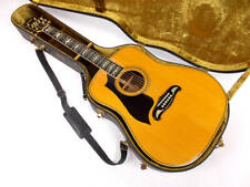 Used 70's YAMAHA N-1000 NAT MIJ Acoustic Guitar Hollow *Lefty* W/OHSC Free Ship