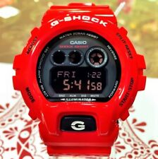 BRAND NEW CASIO G-SHOCK GD-X6900RD-4 DUCATI RED LIMITED RARE 100% AUTHENTIC