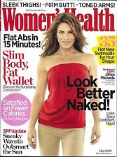 Women's Health magazine Jillian Michaels Swimsuits Flat abs Recipes Workouts