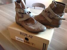 BOOTS MARQUE REPLAY P.38 VALEUR 170€