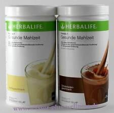 2x Herbalife Shake F1 - 2x 550g. Geschmack Auswahl (1000g - 67,27€)Abnehmen Diät