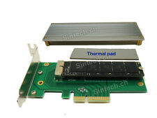 SINTECH 28pin PCI-e 4X adapter for SSD from 2013-2015 MacBook Air+late 2013 Pro