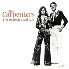 CARPENTERS-LIVE IN AMSTERDAM 1976-IMPORT CD WITH JAPAN OBI