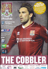 2015/16 NORTHAMPTON TOWN V PORTSMOUTH 19-12-2015 League 2