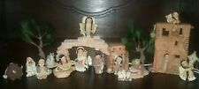 Friends of the Feather Enesco Rare 1996 & 1997 Complete Nativity Set