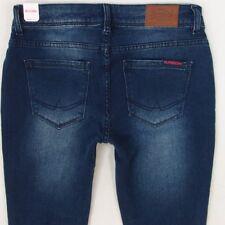 NEW Womens SuperDry JEGGING Stretch Super Skinny Blue Jeans W29 L30 BNWT Size 10