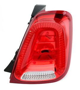 Rear Tailgate Light Rear Light Right for Abarth 500C 595C Fiat 500C 52007423
