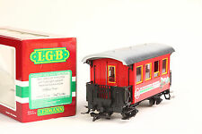 LGB Lehmann G Scale 39070 Collector Special vehicle 10 during the year.