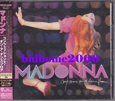 Madonna - Confessions On A Dance Floor Japan CD OBI (WPCR-12200) 日本版