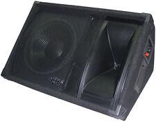 800 Watt 15'' Two-Way Stage Monitor Speaker System