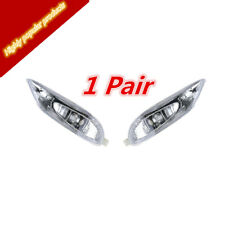 1 Pair  Front Bumper fog light For 2005-2008 Toyota Corolla Camry Solara