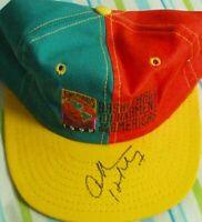 Charles Barkley autograph signed Tournament Americas cap hat 1992 USA Dream Team