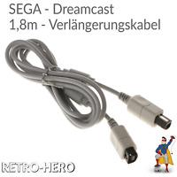 Dreamcast Verlängerungskabel Controller Verbindung Gamepad Verlängerung SEGA DC