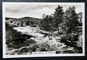 River Bran  Achnasheen  Ross-shire  Scotland   Original  Vintage Photocard  VGC