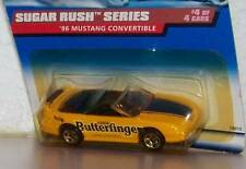 1997 Hot Wheels '96 Mustang Ford  Convertible Die-Cast Bottom Mustang GT