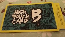 Got7 love train japan jp high touch ver b official Photocard Card Kpop K-pop