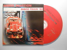 ★ DANCE REACTION ★ DISCO TRAIN '96 ( 4 TITRES )