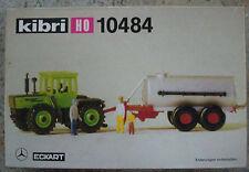 Kibri H0 10484 MB TRAC & TANKWAGEN Rarität