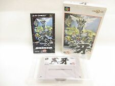 EDONO KIBA Item REF/bcb Super Famicom Nintendo Japan Game sf