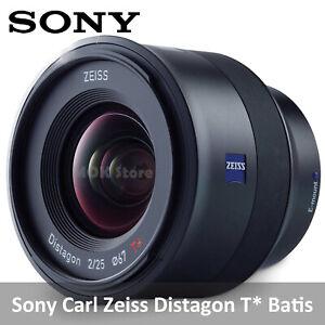 Sony Carl Zeiss Distagon T* Batis 25mm F2 Lens for Sony E Mount Batis 225