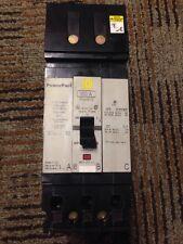 SQUARE D FDA34100 100 Amp 3 Pole I-Line Circuit Breaker 480Y 277 VAC Power Pact