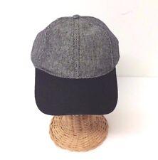 NEW Women's Fashion Polo Style Baseball Cap Sport Hat Black/White Adjustable