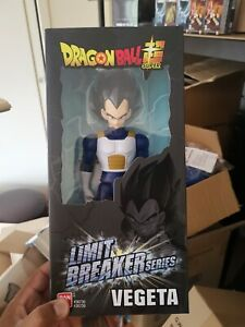 Vegeta BLACK Limit Breaker Series DRAGON BALL Bandai figura original